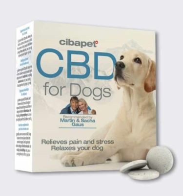 cbd pastilles for dogs pills in pic