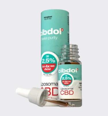 liposomal cbd oil 25 3