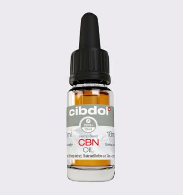 Cibdol CBN Oil 5 bottle