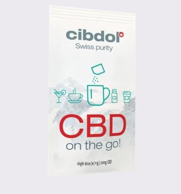 cbd on the go single