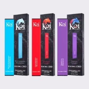 Koi CBD Disposable Vape Bar